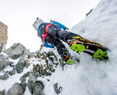 Альпинистские ботинки это инструмент для восхождения