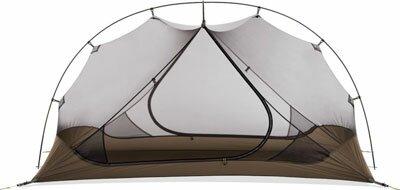 Внутренняя палатка из сетки