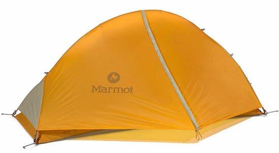 Пример UltraLight палатки